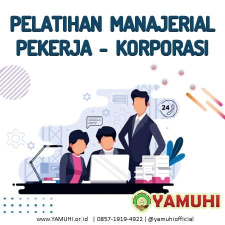 pelatihan manajerial pekerja